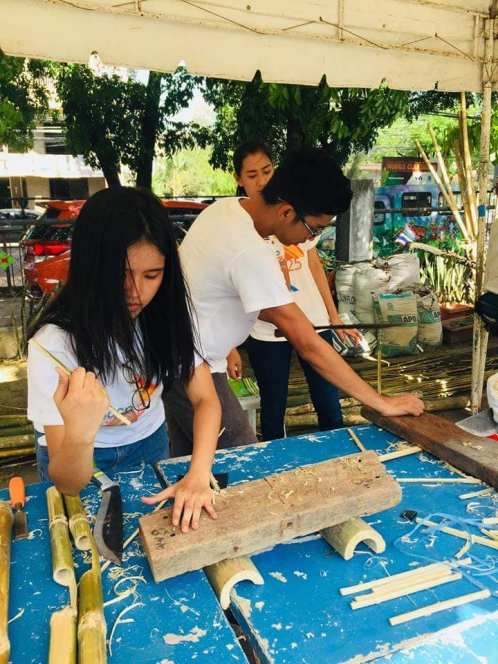 Bamboo Workshop