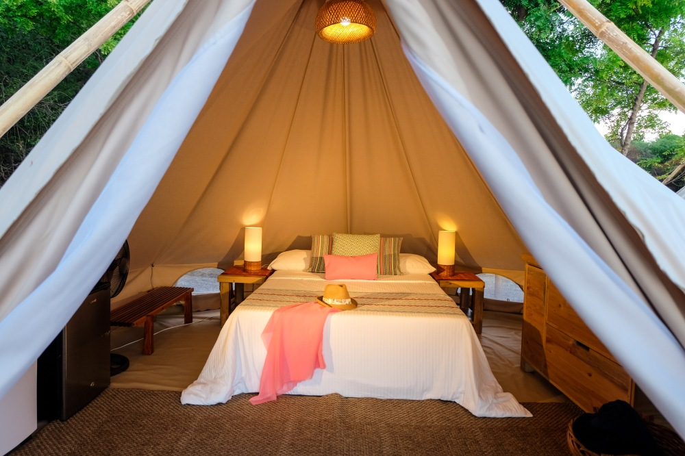 Glamping 1 Bed