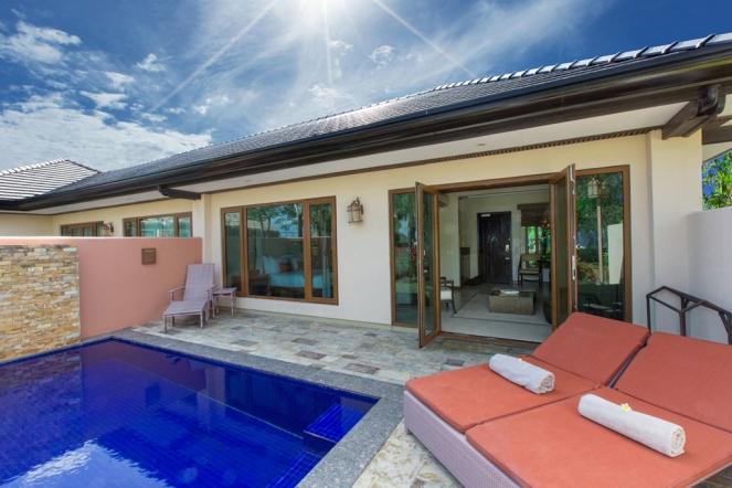 Private Pool Villa at Crimson Resort & Spa Mactan